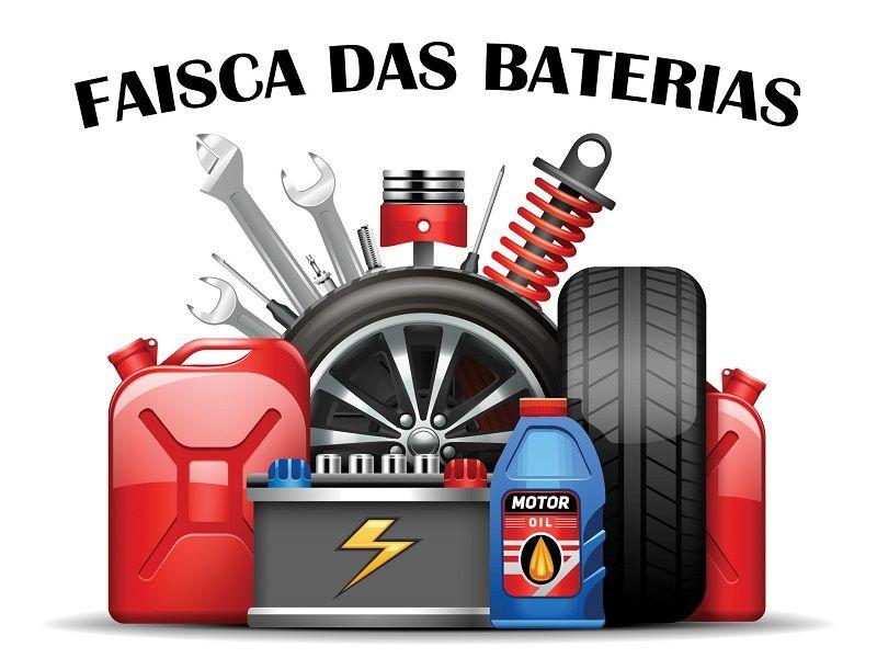 Faísca das Baterias