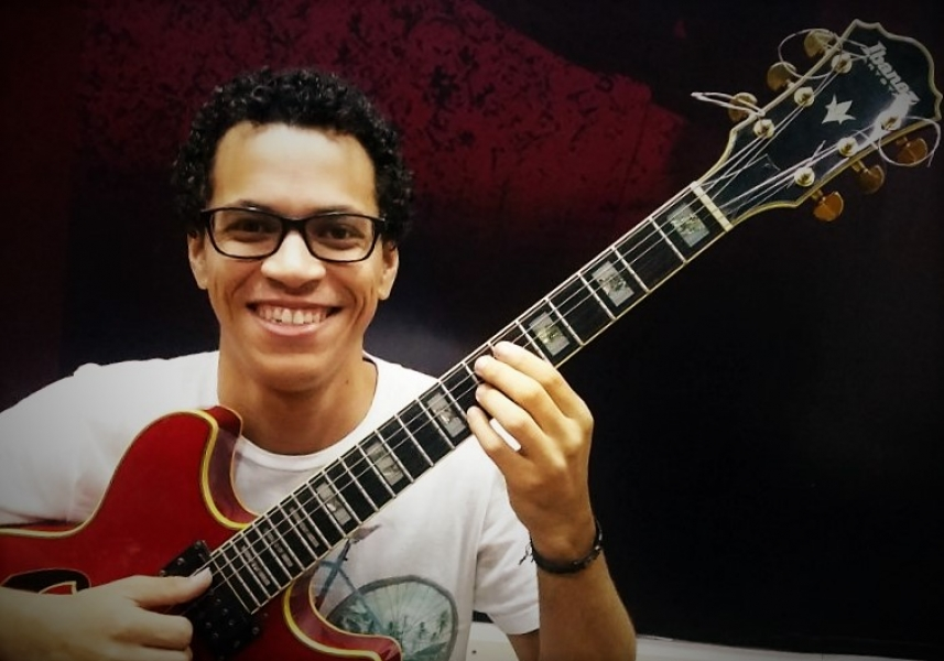 Profº Diego Cavalcante (Guitarra e Violão)