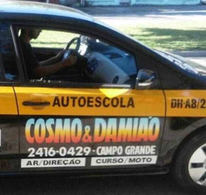 Auto Escola Cosmo & Damião