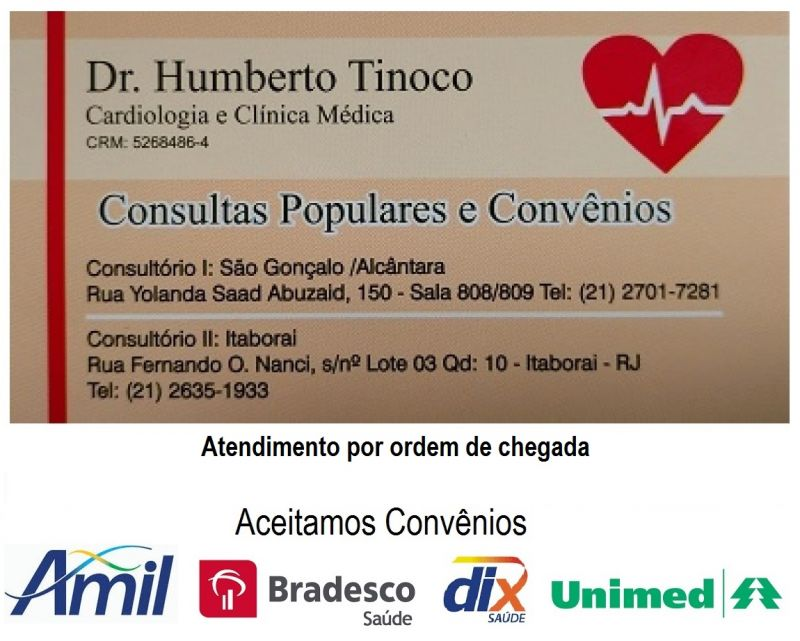 Dr. Humberto Tinoco