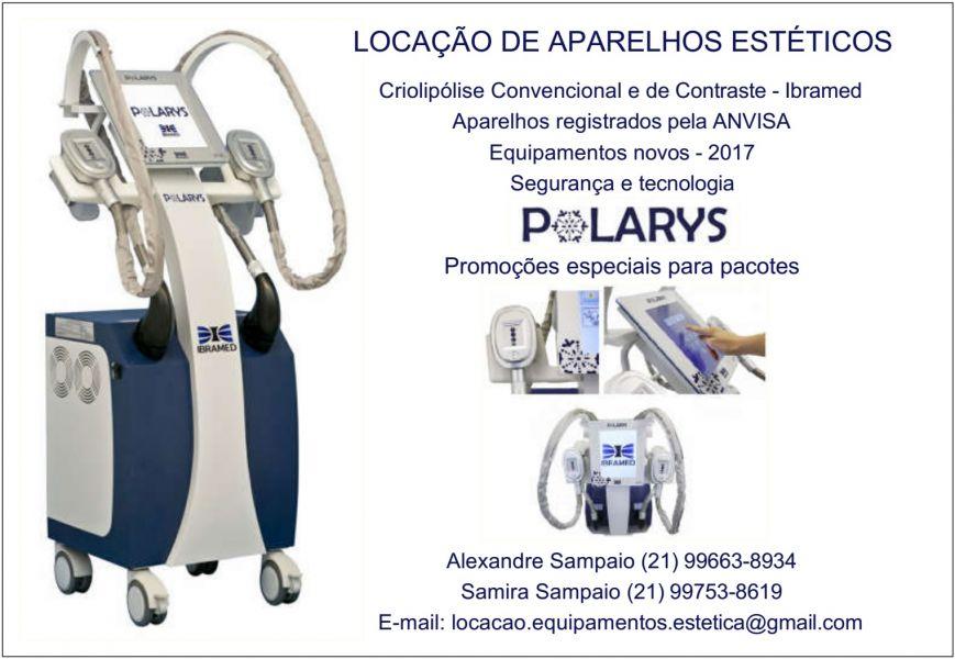 Locação de Máquina para Criolipólise (RJ)