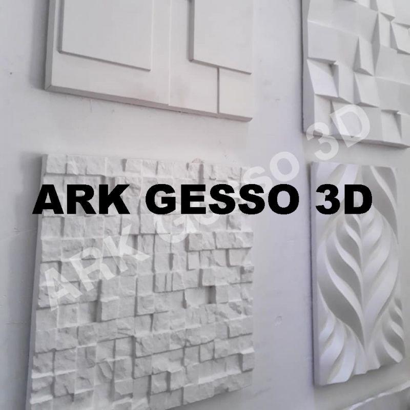 ARK Gesso 3D - Gessos e Decorações