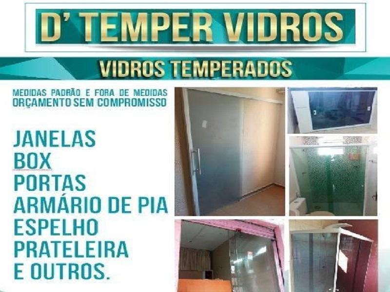 D' Temper Vidros