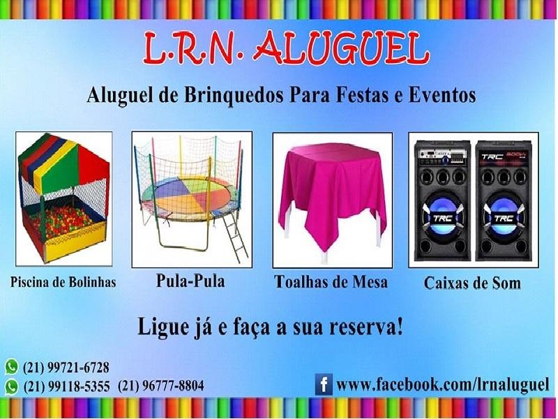LRN Aluguel