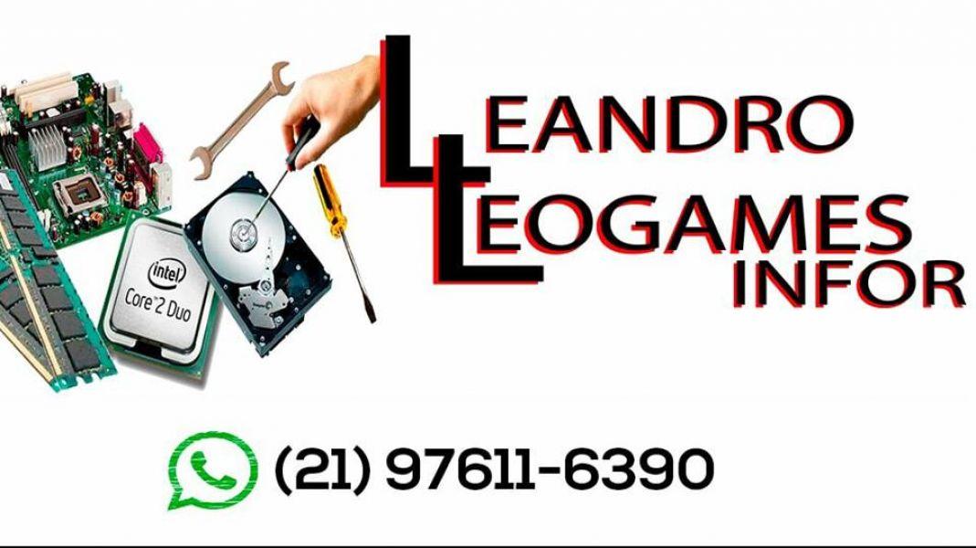 Leandro e Leogames Infor