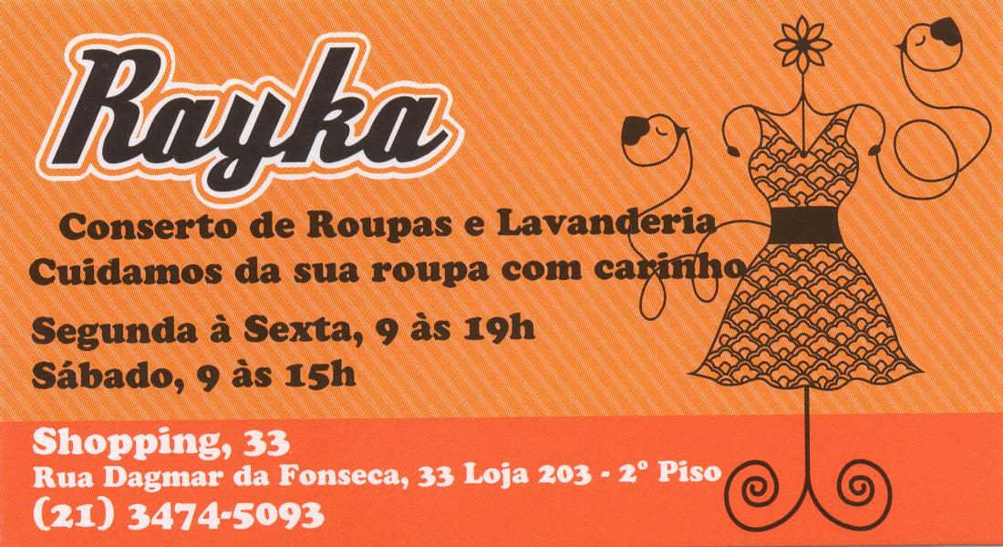 Rayka Aluguel de Roupas