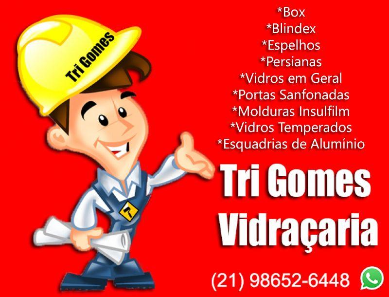 Tri Gomes Vidraçaria e Serralheria