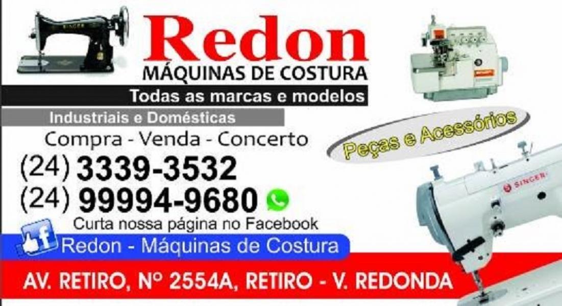 Redon Máquinas de Costura
