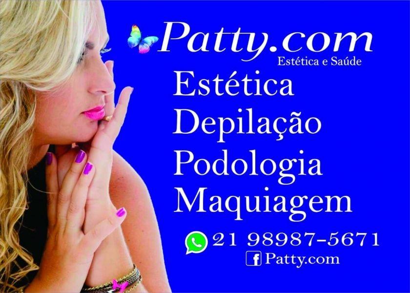 Patty.com Estética e Saúde