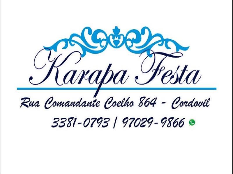 Karapa Festas e Eventos