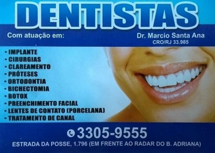 Dr. Márcio Santa Ana