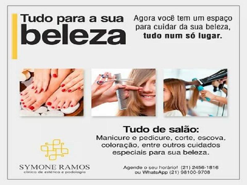 Symone Ramos Estética e Podologia