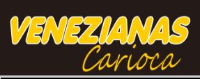 Venezianas Carioca