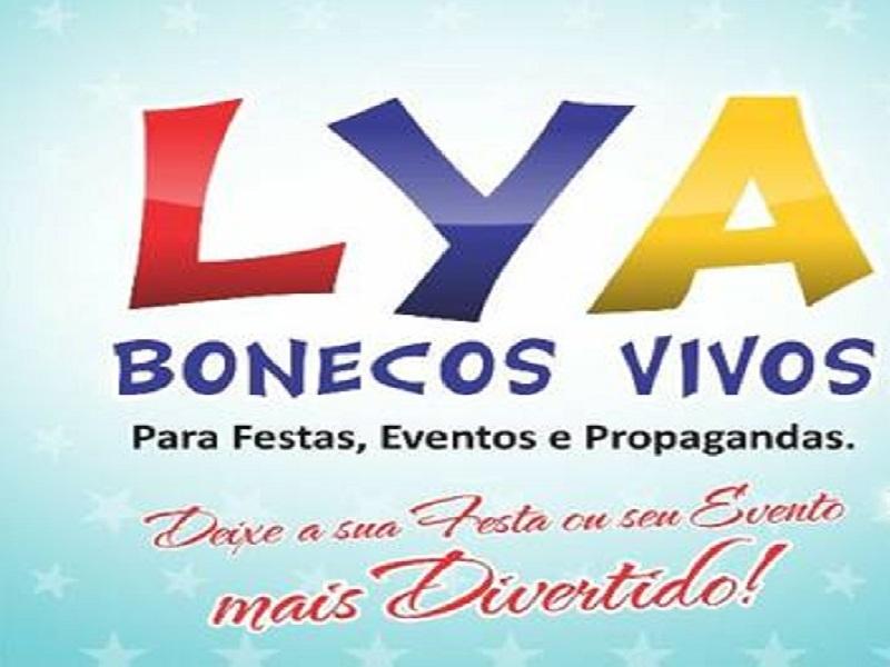 Lya Bonecos Vivos