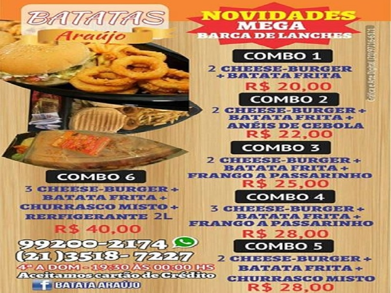 Batatas Araújo