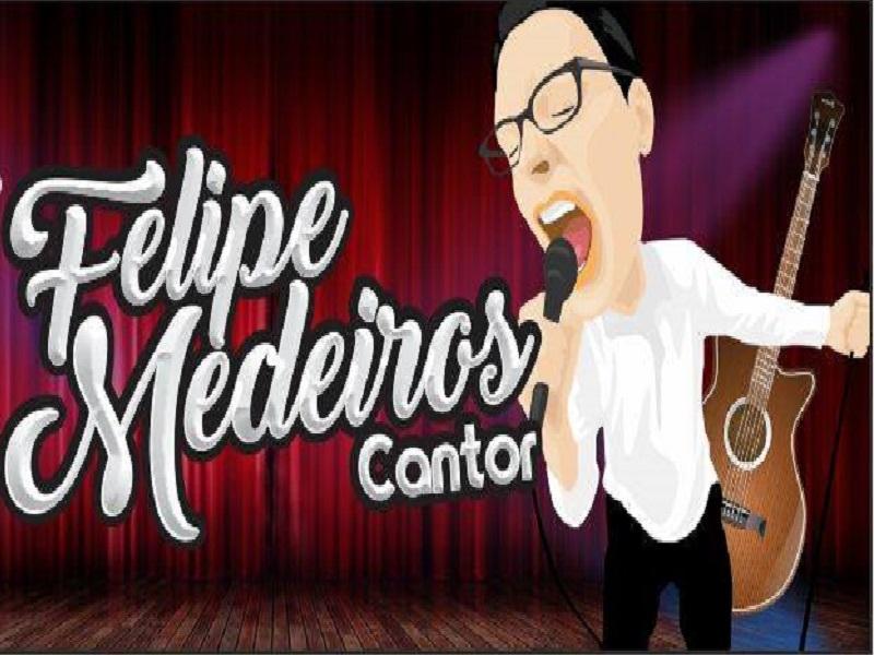 Cantor Felipe Medeiros