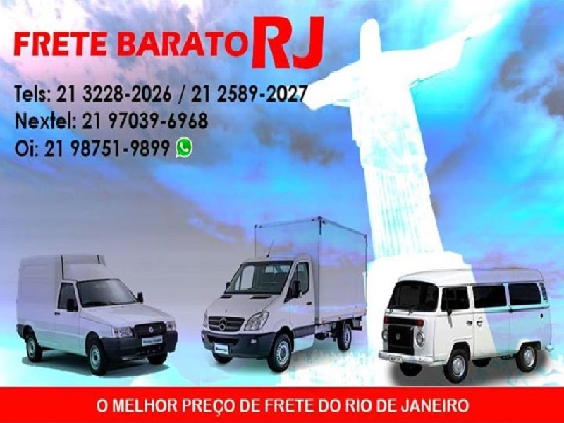 Frete Barato RJ