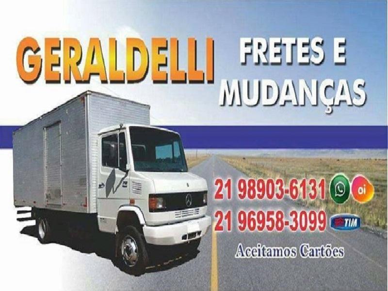 Geraldelli Fretes e Mudanças