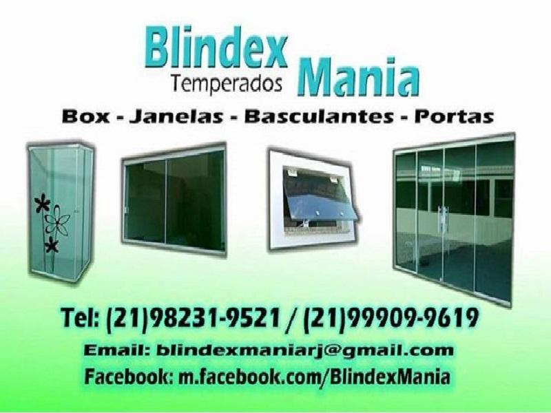 Blindex Mania