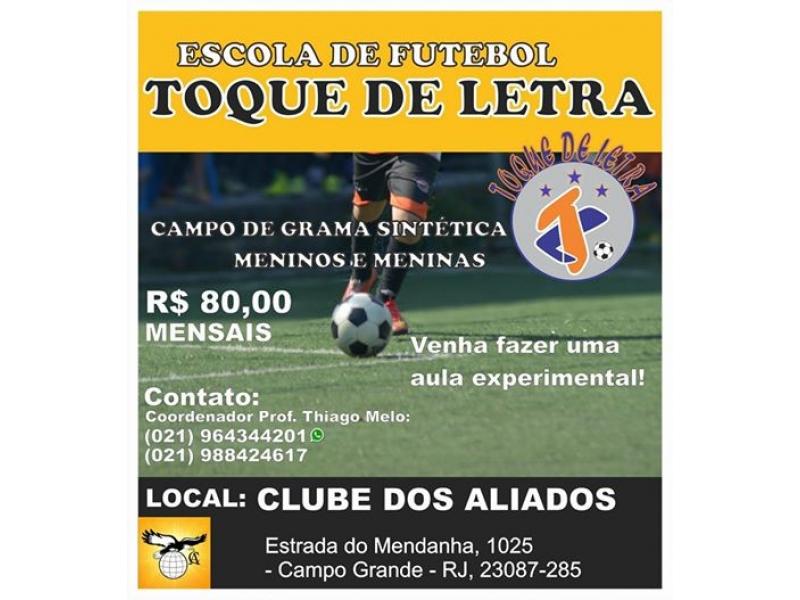899c2acd2f ESCOLINHA DE FUTEBOL EM CAMPO GRANDE RJ - Fone 21 3365-5...Ver Telefone!