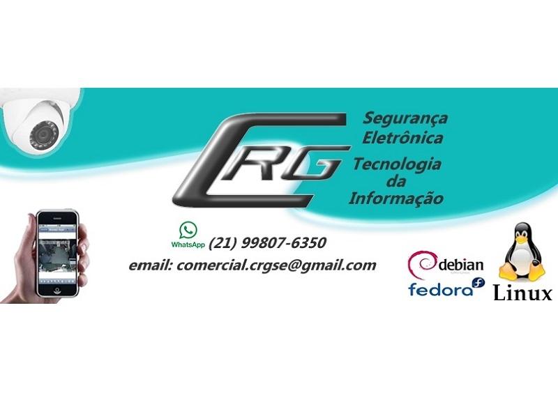 CRG Segurança Eletrônica