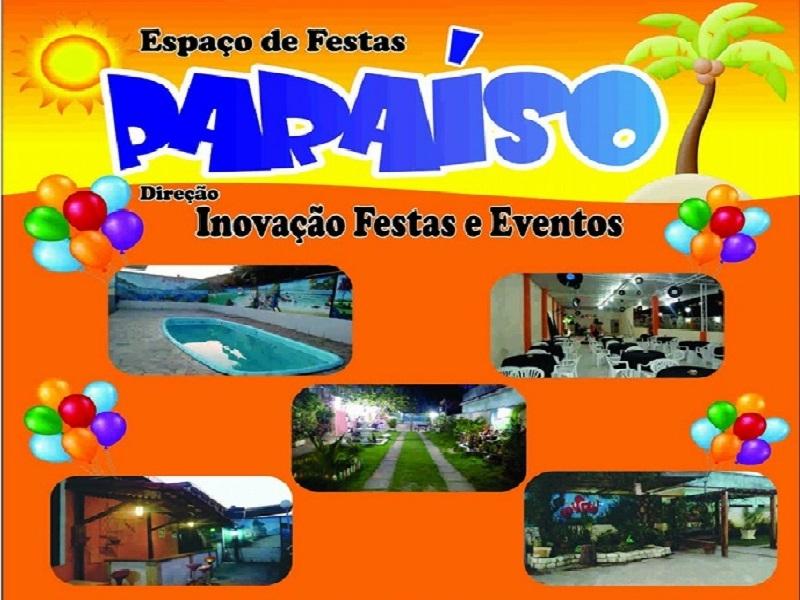 Casa de Festas Paraíso